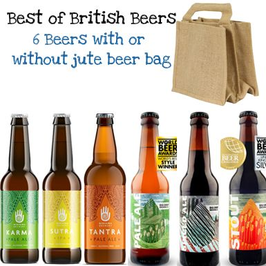 'Best of British Beers' Wise Pack (Save 8%)