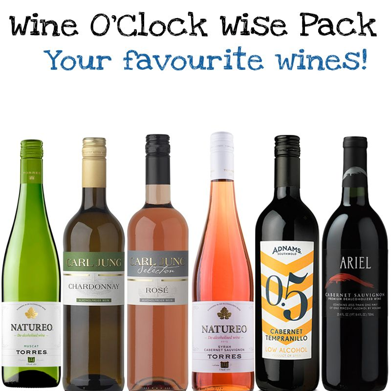 'Wine O'Clock' Wise Pack (Save 8%)