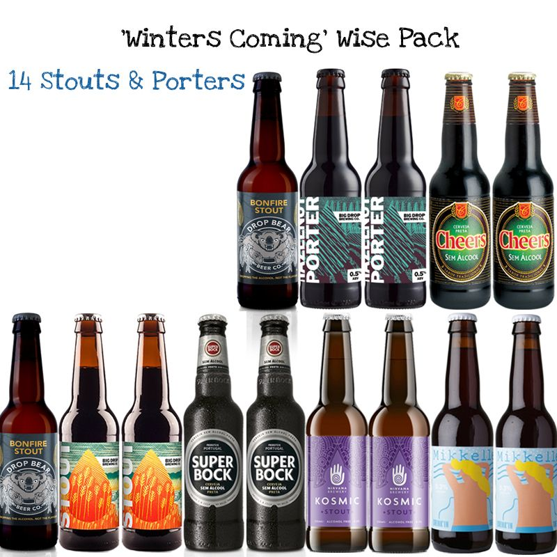 'Winters Coming' 14 Bottle Wise Pack (Save 5%)