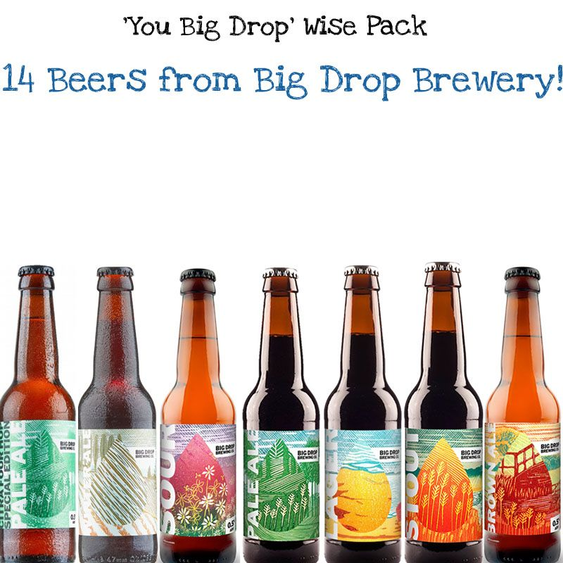'You Big Drop' Wise Pack (Save 8%)