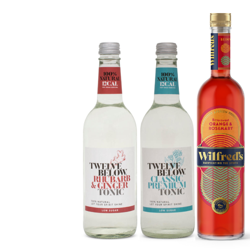 Wilfreds Spritz Wise Pack (Save 5%)