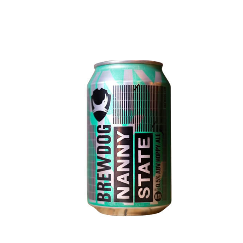 Brewdog Nanny State Alcohol Free Beer (0.5% ABV)