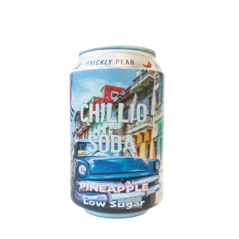 Chillio Prickley pear & Habanero (0% ABV)
