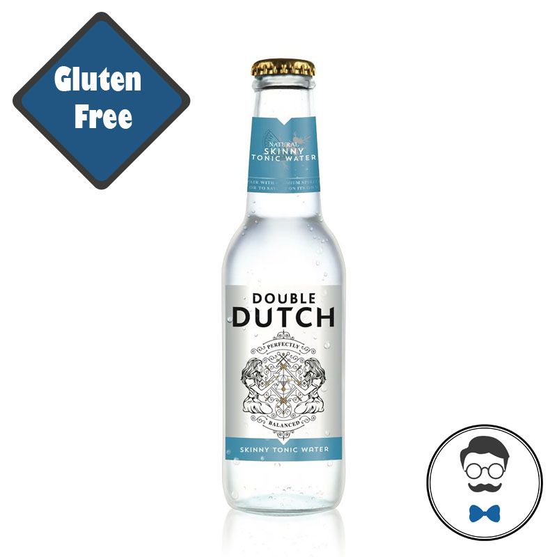 Double Dutch Skinny Tonic Water