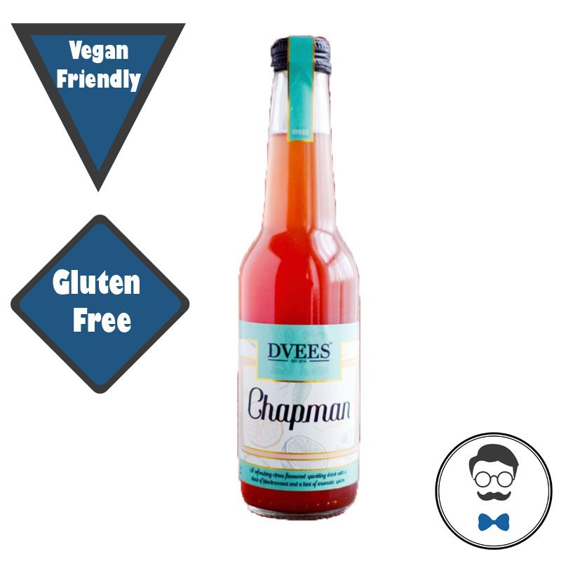 DVees Chapman Alcohol Free Cocktail (0% ABV)