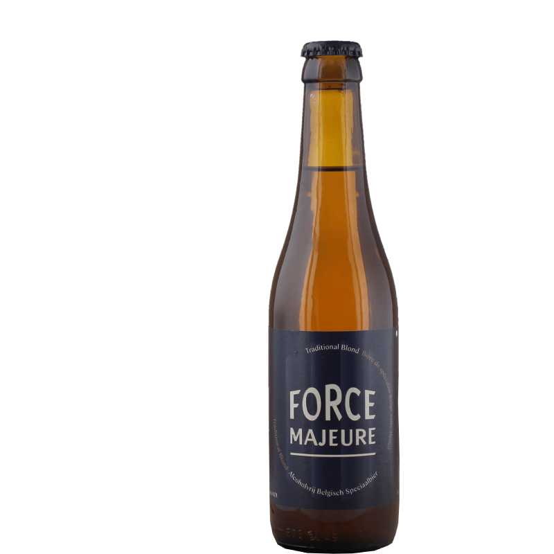Force  Majeure Alcohol Free Blond (0.4% ABV)