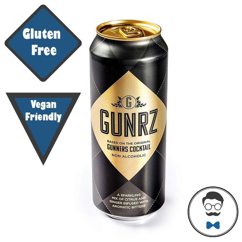Gunrz Cocktail (0% ABV)