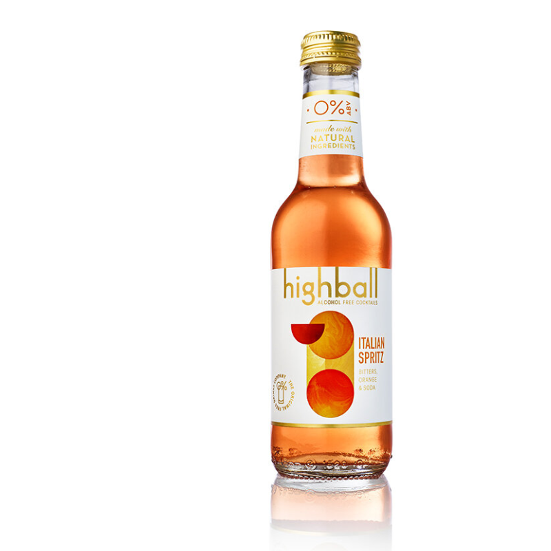 Highball Alcohol Free Italian Spritz (0% ABV)