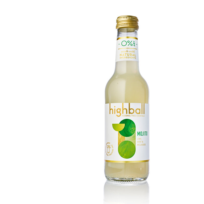 Highball Alcohol Free Mojito (0% ABV)