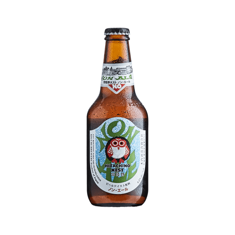 Hitachino Nest Non Ale Low Alcohol Beer (0.3% ABV)