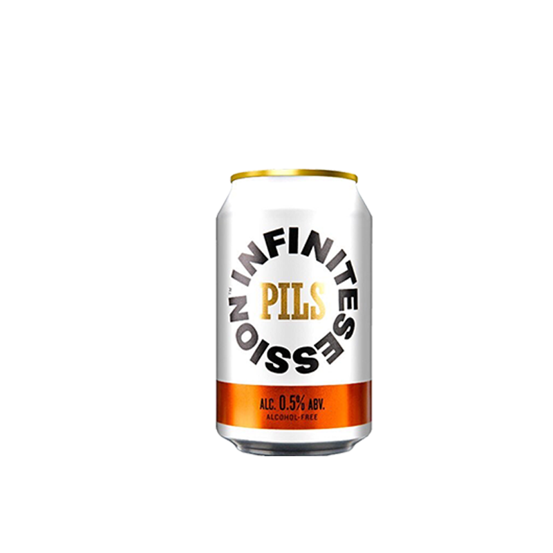Infinite Session Alcohol Free Pils (0.5%)