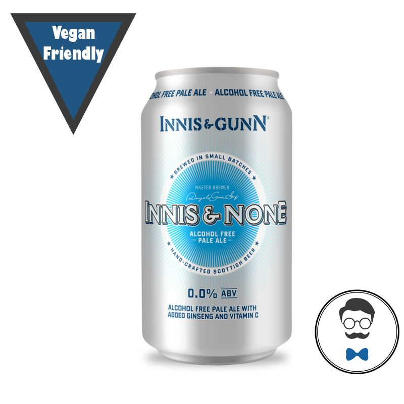 Innis & None Pale Ale (0% ABV)