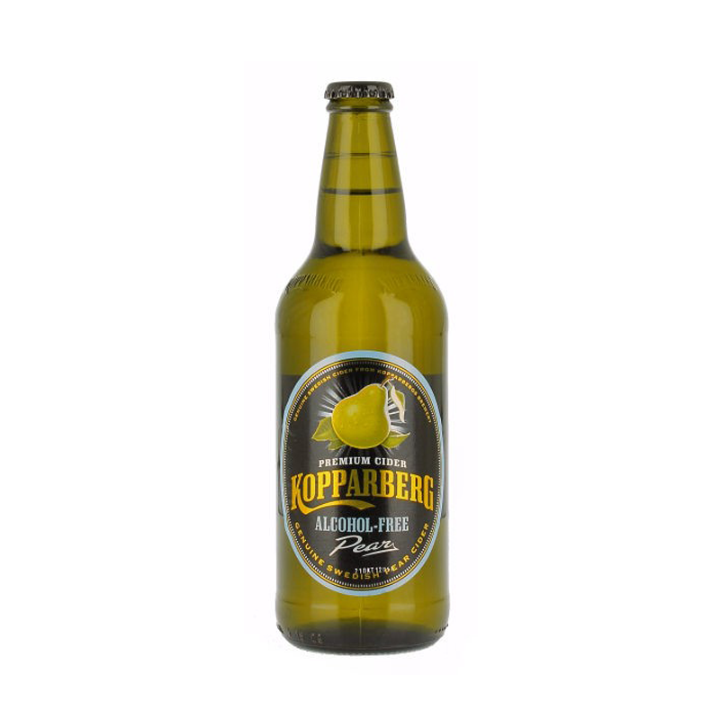 Kopparberg Pear Cider Non Alcoholic (0.05%ABV)
