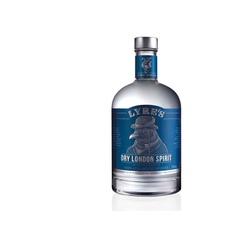 Lyre's Non-Alcoholic Dry London Spirit (0.0%ABV)