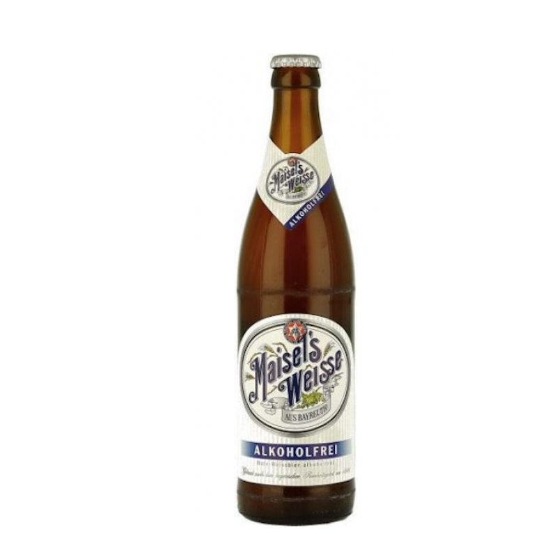 Maisels Alcohol Free Beer (<0.5% ABV)