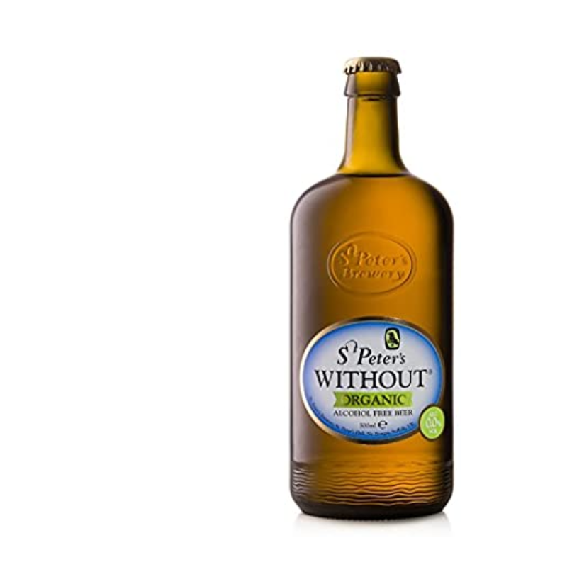 St Peters Without® Organic Alcohol Free Ale (0% ABV)