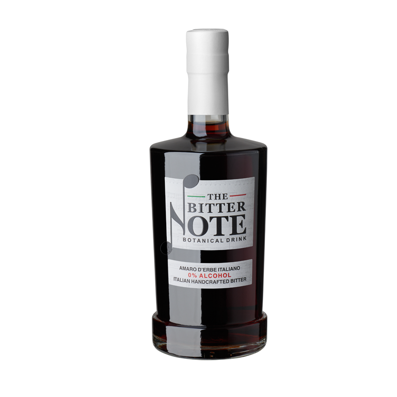 The Bitter Note (0.5% ABV)