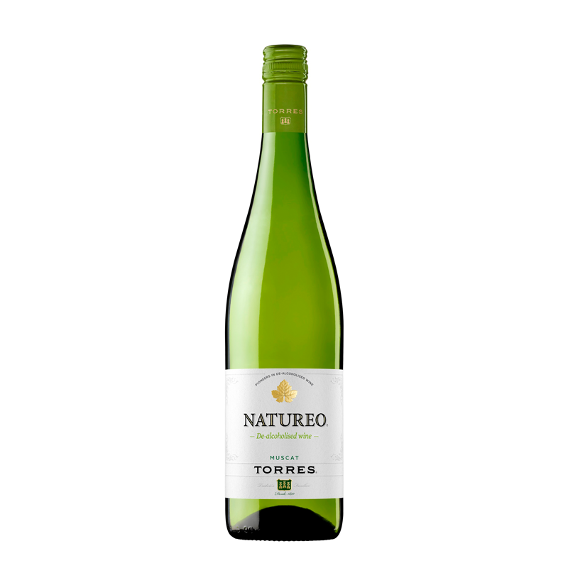 Torres Natureo Alcohol Free Muscat White Wine (0%ABV)