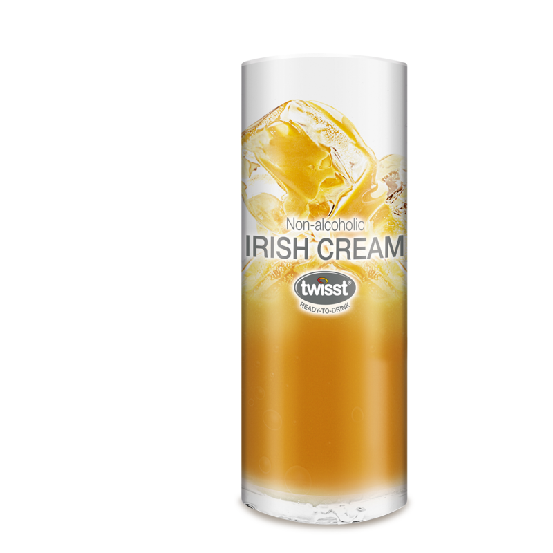 Twisst Alcohol Free Irish Cream  (0% ABV)